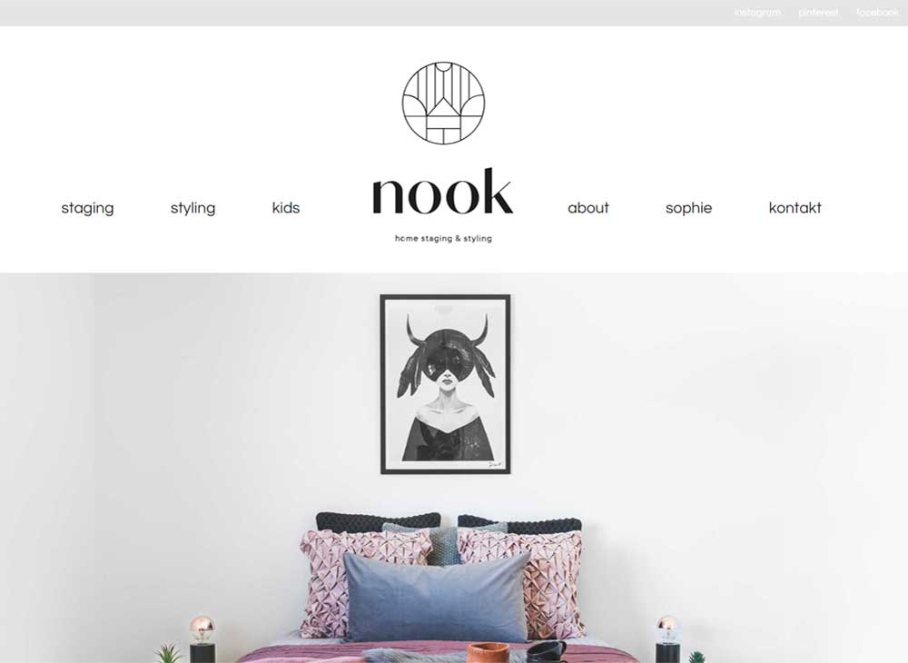 Project Nook Home Staging & Styling